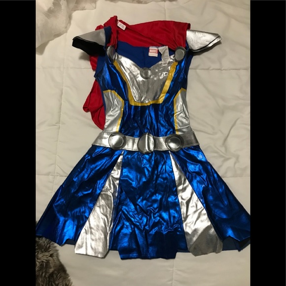 🎃Halloween Thor costume dress
